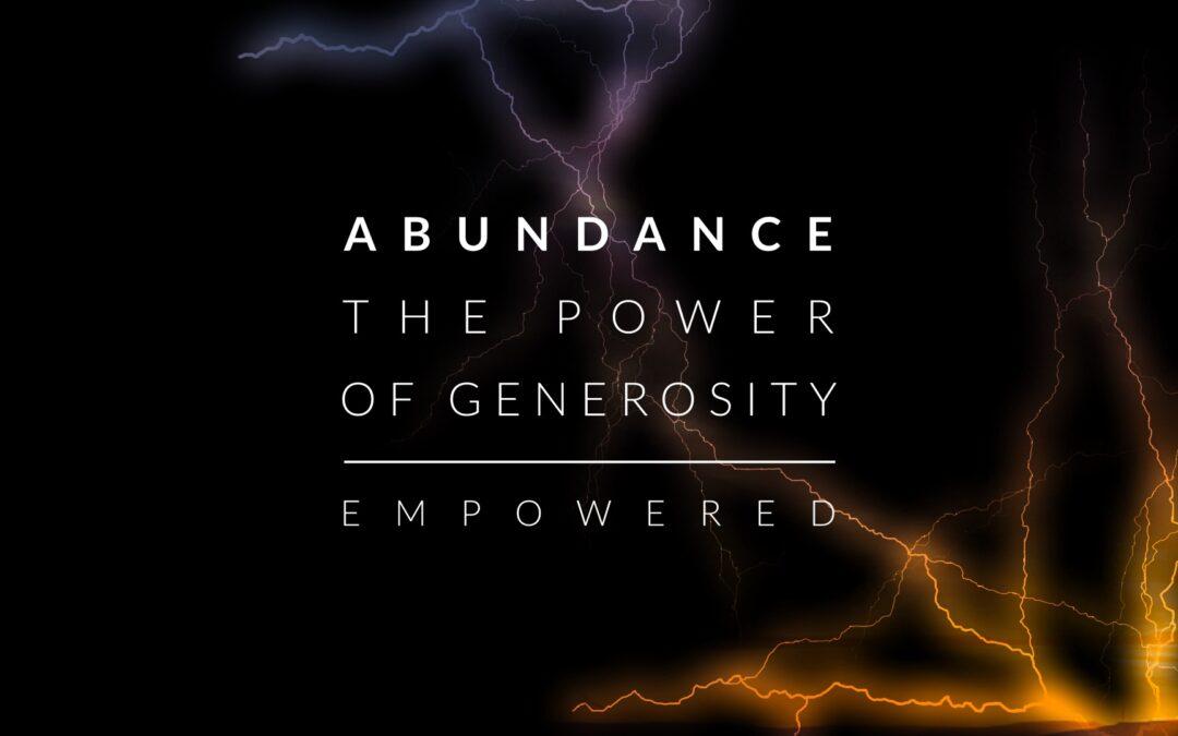 Abundance | EMPOWERED